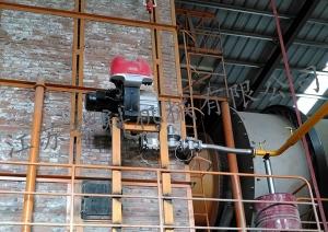 煤气两用锅炉