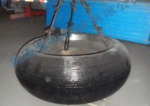 立磨轮形辊胎